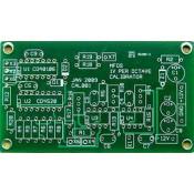 MFOS 1V per Octave Calibrator Bare PCB