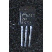 2N5457 N-Channel JFET Transistor