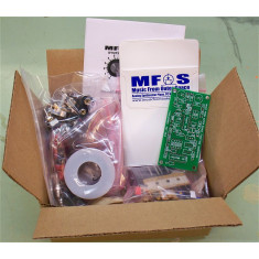 Battery Powered Function Gen - PCB and Parts Kit