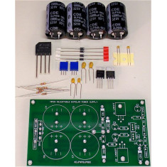 Adj. LM317/LM337 Supply