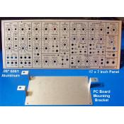 Sound Lab Mini-Synth MARK II - Panel and PCB Bracket