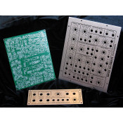 ULTIMATE EXPANDER - PCB and Two Faceplates Set