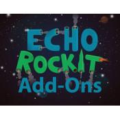 Echo Rockit Add-Ons -  (LM78L05, LM79L05, (4)1uF Ta. )