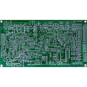 MFOS seven segment lin env generator PCB
