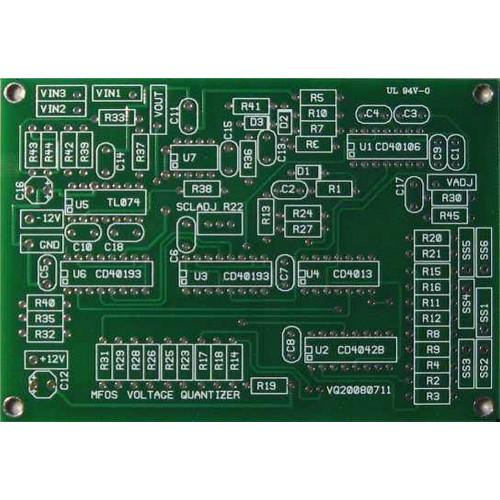 mfos voltage quantizer synth module bare pcb. Black Bedroom Furniture Sets. Home Design Ideas