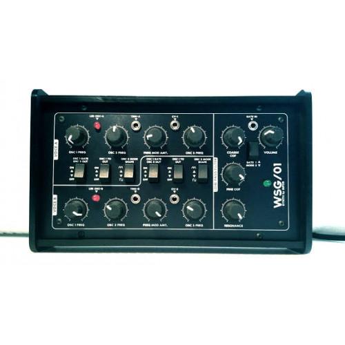 elettrorama weird sound generator